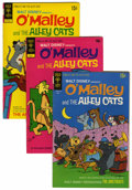 Bronze Age (1970-1979):Cartoon Character, O'Malley and the Alley Cats #1 and 3-9 File Copy Group (Gold Key,1971-74) Condition: NM-.... (Total: 8 Comic Books)
