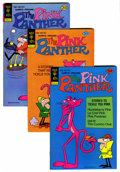Bronze Age (1970-1979):Cartoon Character, Pink Panther #37-73 File Copy Group (Gold Key, 1976-80) Condition:Average NM-.... (Total: 37 Comic Books)
