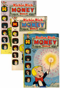 Bronze Age (1970-1979):Cartoon Character, Richie Rich Money World #1-59 File Copy Group (Harvey, 1972-82)Condition: Average NM-.... (Total: 59 Comic Books)