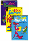 Bronze Age (1970-1979):Cartoon Character, Pink Panther File Copy Group (Gold Key, 1973-76) Condition: AverageNM-.... (Total: 23 Comic Books)