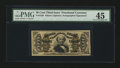 Fractional Currency:Third Issue, Fr. 1329 50¢ Third Issue Spinner PMG Choice Extremely Fine 45....