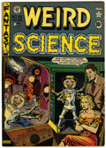 Golden Age (1938-1955):Science Fiction, Weird Science #15 (#4) (EC, 1950) Condition: Apparent VG....