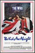 "Movie Posters:Rock and Roll, The Kids Are Alright (New World, 1979). One Sheet (27"" X 41""). Rockand Roll.. ..."