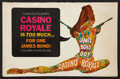 "Movie Posters:James Bond, Casino Royale (Columbia, 1967). Pressbook (Multiple Pages, 11"" X 17"") and Ad Supplements (2) (Multiple Pages, 11"" X 17""). Ja... (Total: 3 Items)"
