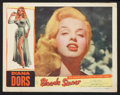 """Movie Posters:Bad Girl, Blonde Sinner (Allied Artists, 1956). Lobby Cards (5) (11"""" X 14"""").Bad Girl.. ... (Total: 5 Items)"""