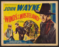 "Movie Posters:Western, Winds of the Wasteland (Republic, 1936). Half Sheet (22"" X 28""). Western.. ..."