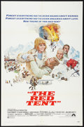 "Movie Posters:Adventure, The Red Tent (Paramount, 1971). One Sheet (27"" X 41"") and LobbyCard (11"" X 14""). Adventure.. ... (Total: 2 Items)"