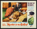 "Movie Posters:Mystery, Murder at the Gallop Lot (MGM, 1963). Lobby Cards (6) (11"" X 14"").Mystery.. ... (Total: 6 Items)"
