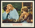 "Movie Posters:Drama, Lolita (MGM, 1962). Lobby Cards (2) (11"" X 14""). Drama.. ... (Total: 2 Items)"