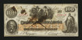 Confederate Notes:1862 Issues, Counterfeit CT41/316 $100 1862.. ...