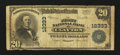 National Bank Notes:Missouri, Clayton, MO - $20 1902 Plain Back Fr. 661 The First NB Ch. # 12333....