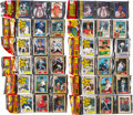 Baseball Cards:Other, 1980's Topps & Donruss Unopened Rack Packs (45). ...