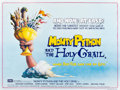 """Movie Posters:Comedy, Monty Python Lot (Various, 1971-1983). British Quads (2) (30"""" X40"""") and British Double Crown (20"""" X 30"""").. ... (Total: 3 Items)"""