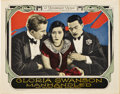 "Movie Posters:Drama, Manhandled (Paramount, 1924). Lobby Card (11"" X 14"").. ..."