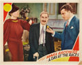 """Movie Posters:Comedy, A Day At The Races (MGM, 1937). Lobby Cards (2) (11"""" X 14"""").. ...(Total: 2 Items)"""