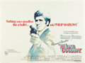 "Movie Posters:Crime, The Long Goodbye (United Artists, 1973). British Quad (30"" X 40"").. ..."