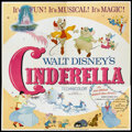 "Movie Posters:Animated, Cinderella (Buena Vista, R-1965). Six Sheet (81"" X 81""). Animated....."