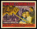 "Movie Posters:Western, The Dark Command (Republic, 1940). Lobby Card Set of 8 (11"" X 14""). Western.. ... (Total: 8 Items)"