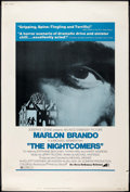 """Movie Posters:Thriller, The Nightcomers (Avco Embassy, 1972). Poster (40"""" X 60""""). Thriller.. ..."""