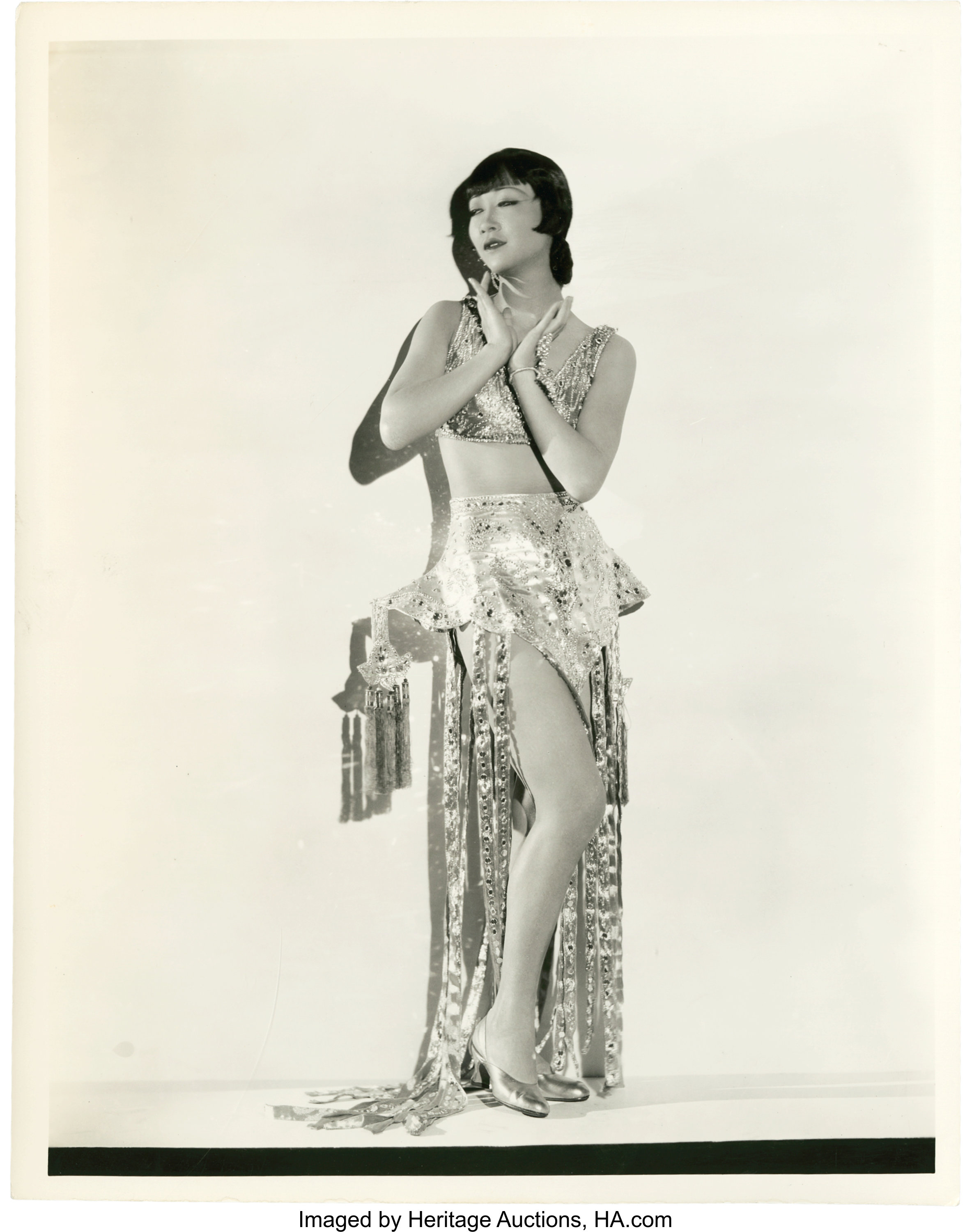 """Anna May Wong in """"Daughter of the Dragon"""" by Eugene Robert ..."""