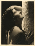 """Movie Posters:Drama, Gloria Swanson by Clarence Sinclair Bull (MGM, 1934). Portrait (10""""X 13"""").. ..."""