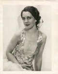 """Movie Posters:Miscellaneous, Norma Shearer by Ruth Harriet Louise (MGM, 1920s). Portrait (11"""" X14"""").. ..."""