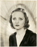 """Movie Posters:Miscellaneous, Tallulah Bankhead by Herman Zerrenner (Paramount, 1933). Portrait (10.75"""" X 13.75"""").. ..."""