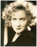 """Movie Posters:Miscellaneous, Miriam Hopkins by Otto Dyar (Paramount, Early 1930s). Portrait (10.5"""" X 13.5"""").. ..."""