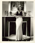 """Movie Posters:Mystery, Myrna Loy in """"Penthouse"""" by George Hurrell (MGM, 1933). Portrait(8"""" X 10"""").. ..."""