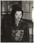 """Movie Posters:Drama, Sylvia Sidney in """"Madame Butterfly"""" by William E. Thomas(Paramount, 1932). Portrait (10.75"""" X 13.5"""").. ..."""