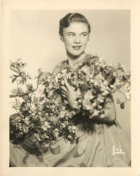"""Ginger Rogers in """"Campus Sweethearts"""" by Mitchell Studio (RKO, 1930). Portrait (8"""" X 10"""")"""