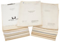 Movie/TV Memorabilia:Documents, Paramount Pictures Vintage 1940s Comedy Scripts.... (Total: 13 )