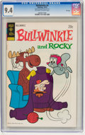 Bronze Age (1970-1979):Cartoon Character, Bullwinkle CGC-Graded File Copies Group (Gold Key, 1973-80)....(Total: 4 Comic Books)