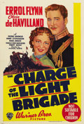 """Movie Posters:Action, The Charge of the Light Brigade (Warner Brothers, 1936). AustralianOne Sheet (27"""" X 40""""). Michael Curtiz directs one of the..."""