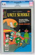 Bronze Age (1970-1979):Cartoon Character, Uncle Scrooge #162 (Gold Key, 1979) CGC NM 9.4 White pages....