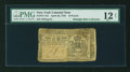 Colonial Notes:New York, New York April 20, 1756 £10 PMG Fine 12 Net....