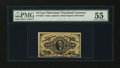 Fractional Currency:Third Issue, Fr. 1253 10¢ Third Issue PMG About Uncirculated 55....