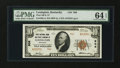 National Bank Notes:Kentucky, Lexington, KY - $10 1929 Ty. 2 The First & City NB Ch. # 906....