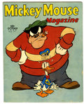 Golden Age (1938-1955):Cartoon Character, Mickey Mouse Magazine V5#1 (K. K. Publications, Inc., 1939)Condition: VG-....