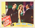 "Movie Posters:Comedy, Love Happy (United Artists, 1950). Lobby Card (11"" X 14"").. ..."