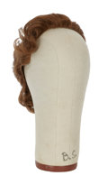 Movie/TV Memorabilia:Costumes, Judy Garland Summer Stock Screen-Worn Wig....