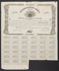 Confederate Notes:Group Lots, Ball 127 Cr. 74 $500 1861 Bond Fine. . ...