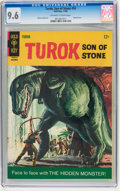 Silver Age (1956-1969):Adventure, Turok, Son of Stone #54 (Gold Key, 1966) CGC NM+ 9.6 Off-white to white pages....