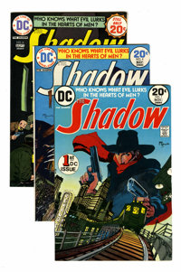 The Shadow Group (DC, 1973-75) Condition: Average VF.... (Total: 19 Comic Books)