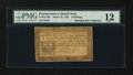 Colonial Notes:Pennsylvania, Pennsylvania March 16, 1785 5s PMG Fine 12....
