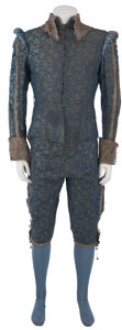 Movie/TV Memorabilia:Costumes, John Barrymore's Period Costume from When a Man Loves....(Total: 5 Items)