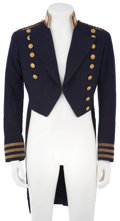 Movie/TV Memorabilia:Costumes, Robert Taylor's Costume Naval Jacket.... (Total: 2 )