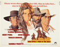 "Movie Posters:Western, Once Upon a Time in the West (Paramount, 1969). Half Sheet (22"" X 28"").. ..."