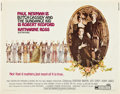 "Movie Posters:Western, Butch Cassidy and the Sundance Kid (20th Century Fox, 1969). Half Sheet (22"" X 28"").. ..."