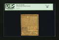 Colonial Notes:Pennsylvania, Pennsylvania March 10, 1769 18d PCGS Very Fine 20....